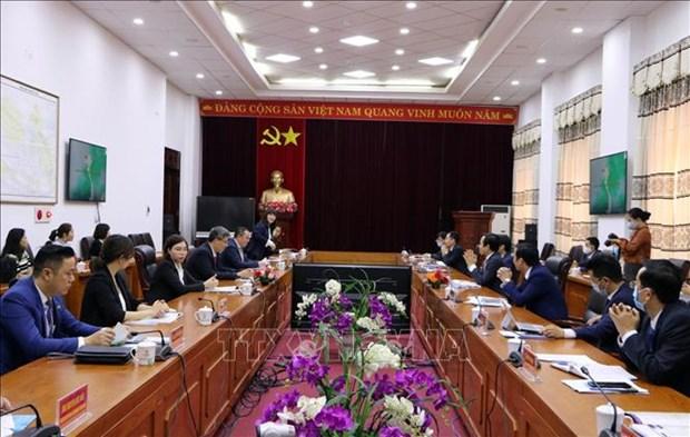 Lai Chau appelle a investir dans le tourisme, l'agriculture et l'hydroelectricite hinh anh 1