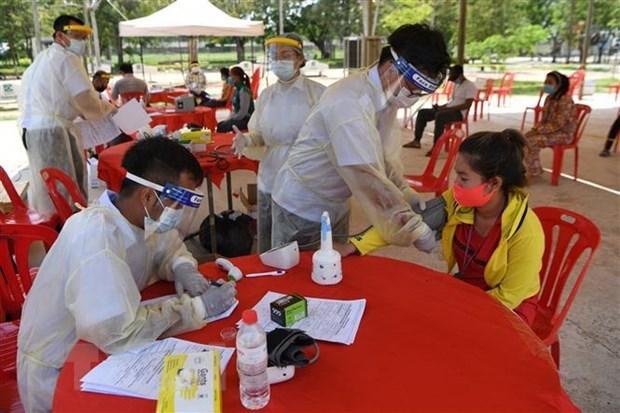L'OMS s'inquiete d'une possible deuxieme vague de COVID-19 au Cambodge hinh anh 1