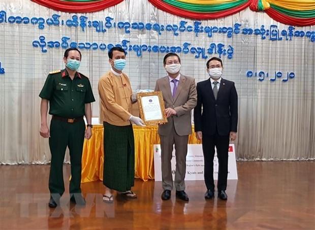 COVID-19 : soutenir les compatriotes vivant en Nouvelle-Zelande, au Cambodge et au Myanmar hinh anh 1