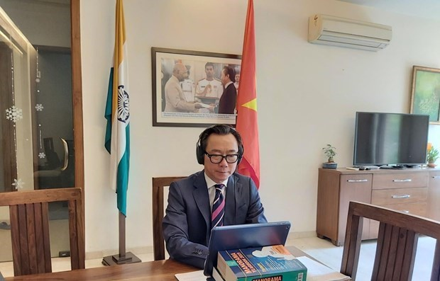 Le Vietnam partage ses politiques de developpement post-COVID-19 hinh anh 1