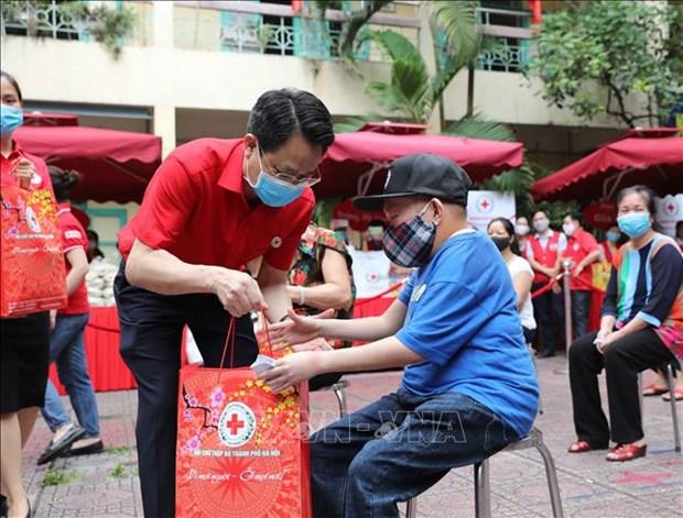 Promouvoir l'integration des personnes handicapees pour faire face a l'epidemie de COVID-19 hinh anh 1