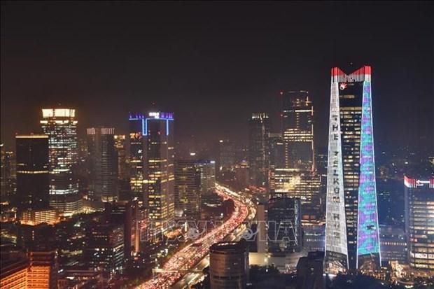Le gouvernement indonesien prevoit une croissance de 4,5% a 5,5% en 2021 hinh anh 1
