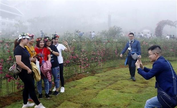 De nombreuses solutions pour stimuler le tourisme de Lao Cai hinh anh 1