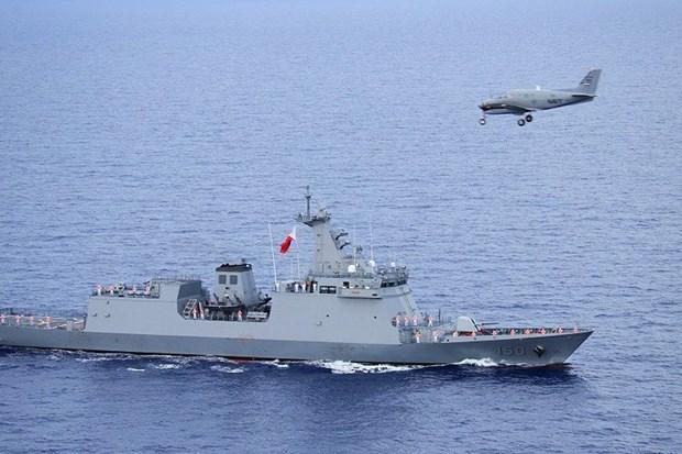 La marine philippine possede le premier navire lance-missiles FF-150 hinh anh 1