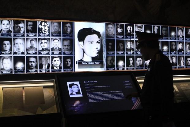 Des heros vietnamiens ayant combattu pendant la Grande Guerre patriotique a l'honneur en Russie hinh anh 1