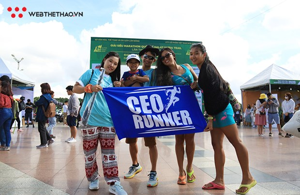 Ouverture du marathon international Dalat Ultra Trail 2020 hinh anh 1