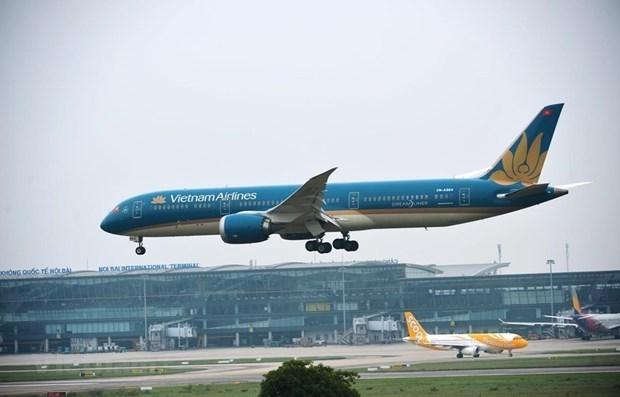 Vietnam Airlines va ouvrir cinq nouvelles lignes interieures en juillet hinh anh 1