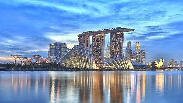 Singapour et la Republique de Coree promeuvent la cooperation dans l'economie numerique hinh anh 1