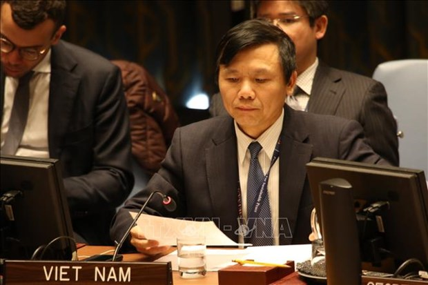 Le Vietnam exprime ses preoccupations concernant l'impact des conflits armes sur les enfants hinh anh 1