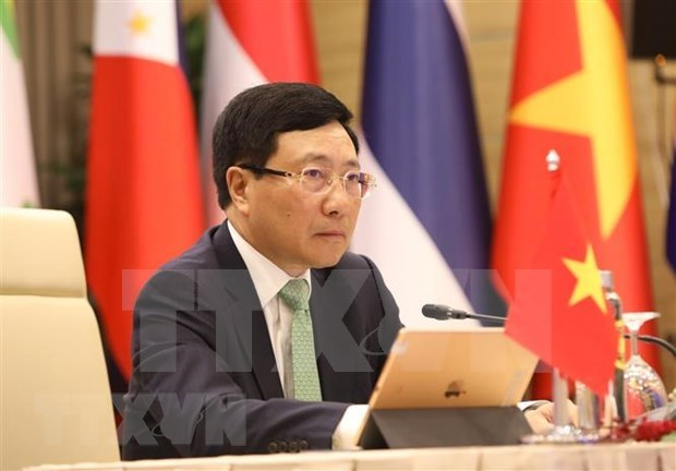 Le Vietnam s'associe a la communaute internationale pour repondre au changement climatique hinh anh 1