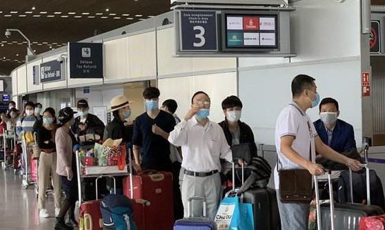 Coronavirus : plus de 280 Vietnamiens rapatries de l'Europe hinh anh 1