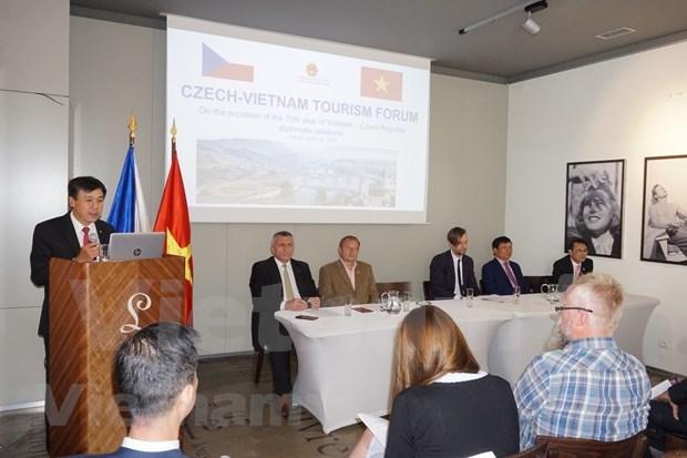 Vietnam et Republique tcheque renforcent leur cooperation touristique hinh anh 1