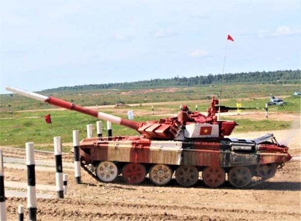 Le Vietnam rejoint les Jeux militaires internationaux 2020 en Russie hinh anh 1