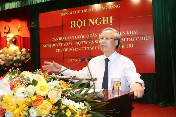 Proteger la securite nationale et economique pour repondre aux exigences de la nouvelle situation hinh anh 1