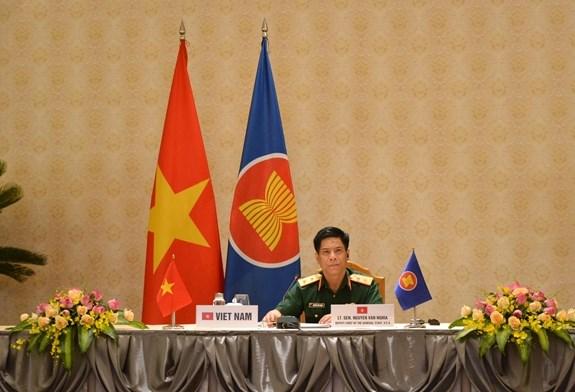 Le Vietnam participe a la reunion des commandants de l'armee de terre de l'ASEAN hinh anh 1