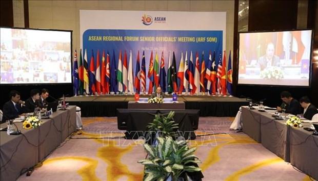 ASEAN 2020: les Etats-Unis affirment leur engagement a soutenir le COC hinh anh 1