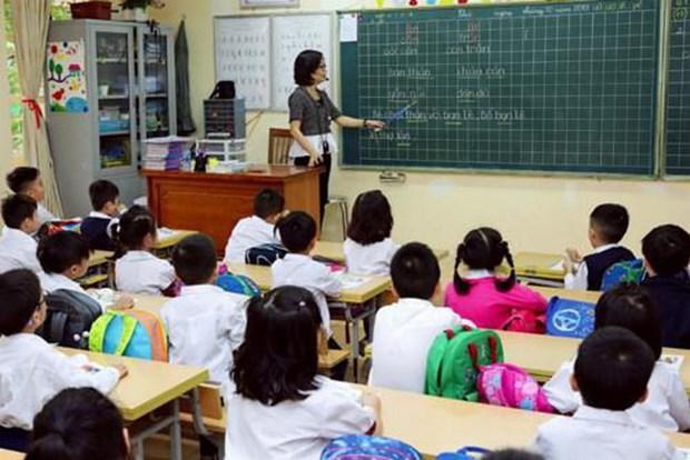 Hanoi leader national pour le taux d'alphabetisation des plus de 15 ans hinh anh 1