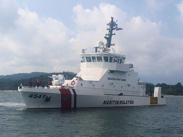 Peche illicite : la Malaisie a fait couler 13 bateaux etrangers depuis le debut de l'annee hinh anh 1
