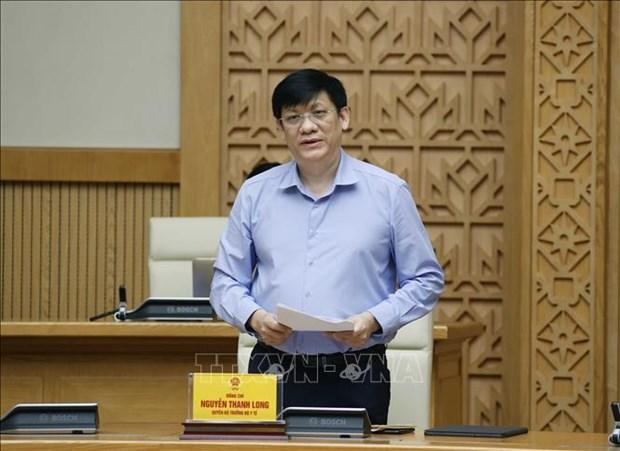 COVID-19: Soutien a l'Hopital central de Hue et a la Polyclinique centrale de Quang Nam hinh anh 1