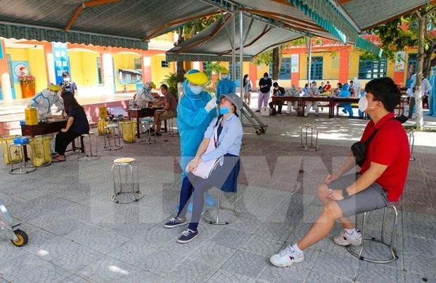 COVID-19 : quatre nouveaux patients a Da Nang annonces gueris hinh anh 1
