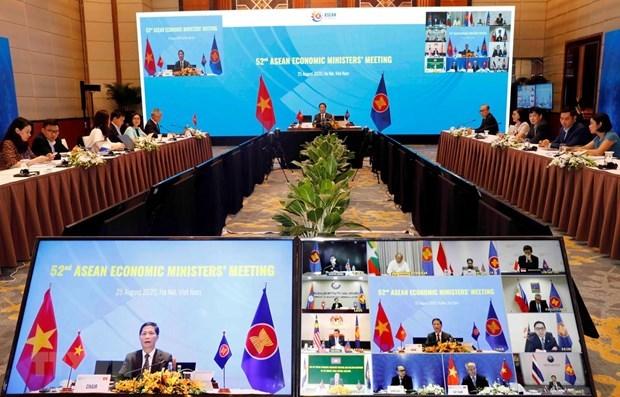 L'achevement des initiatives du Vietnam contribue a renforcer la force interne de l'ASEAN hinh anh 1