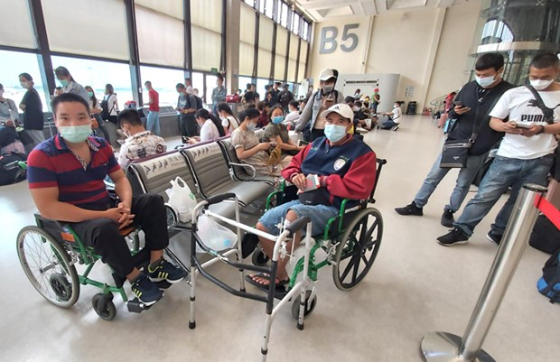 Coronavirus : Vietjet Air rapatrie 230 Vietnamiens de Taiwan hinh anh 1