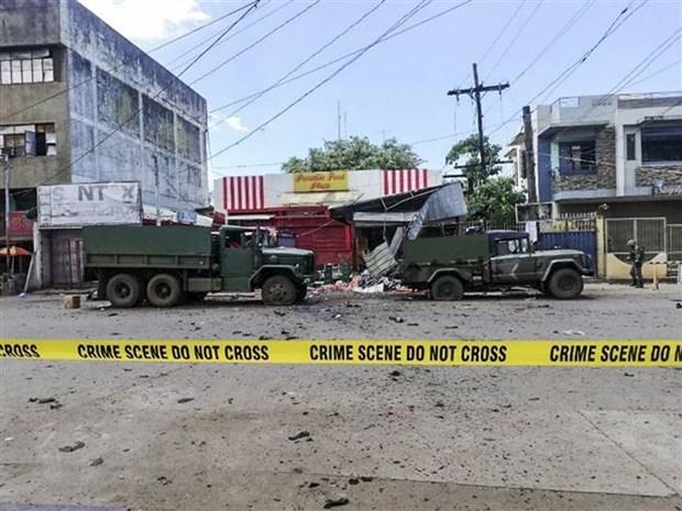 L'ASEAN publie une declaration sur le double attentat terroriste aux Philippines hinh anh 1