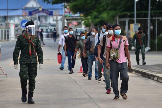 COVID-19 : la Thailande lutte contre l'immigration illegale hinh anh 1