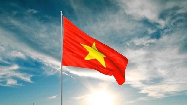 Fete nationale : Messages de felicitations aux dirigeants vietnamiens hinh anh 1