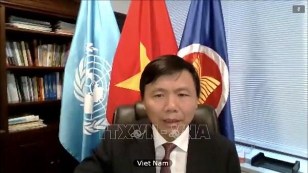Le Vietnam salue les contributions de l'OIF aux travaux de l'ONU hinh anh 1