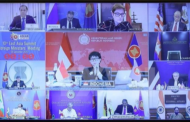 AMM 53 : Un expert singapourien souligne l'importance de la cooperation interne de l'ASEAN hinh anh 1