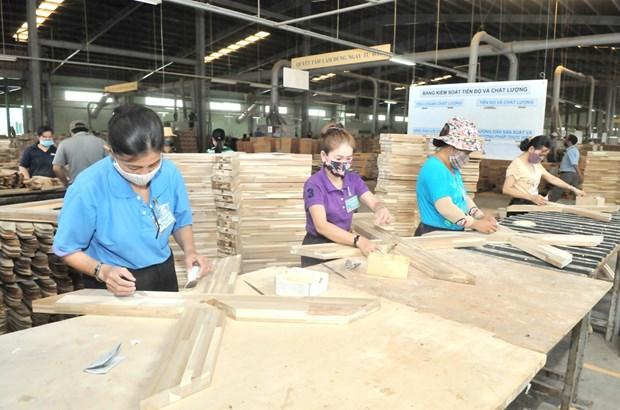 Faire du Vietnam le centre mondial de production de meubles hinh anh 1