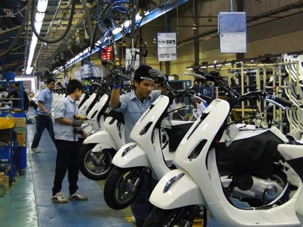 Piaggio developpe ses activites dans la province de Vinh Phuc hinh anh 1