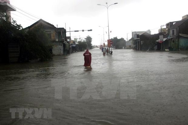 Les inondations font 6 morts et 3 disparus dans la province de Thua Thien-Hue hinh anh 1