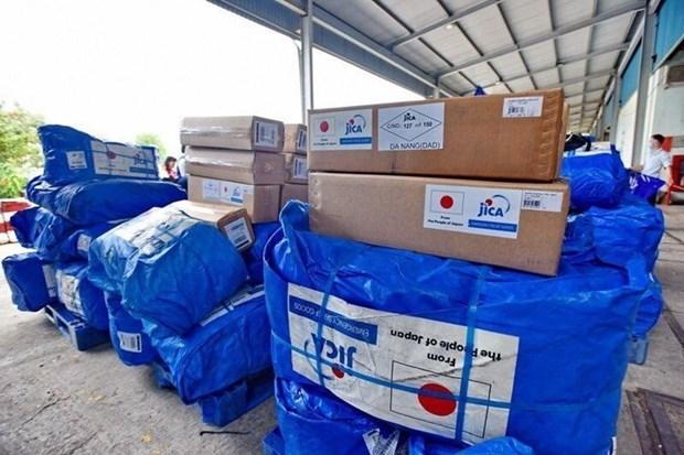Le gouvernement japonais aide les sinistres de la province de Thua Thien - Hue hinh anh 1