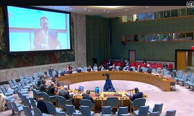 Le Vietnam exhorte les parties de l'Accord de paix au Centrafrique a respecter leurs engagements hinh anh 1