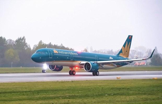 Vietnam Airlines ajuste ses horaires en raison du typhon Molave hinh anh 1