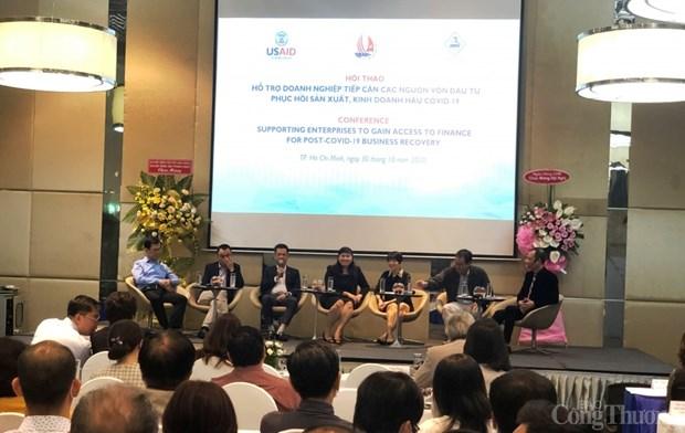 Accroitre la capacite d'acces au capital pour les entreprises vietnamiennes hinh anh 1