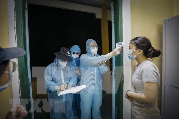 COVID-19: le Vietnam recense un nouveau cas importe hinh anh 1