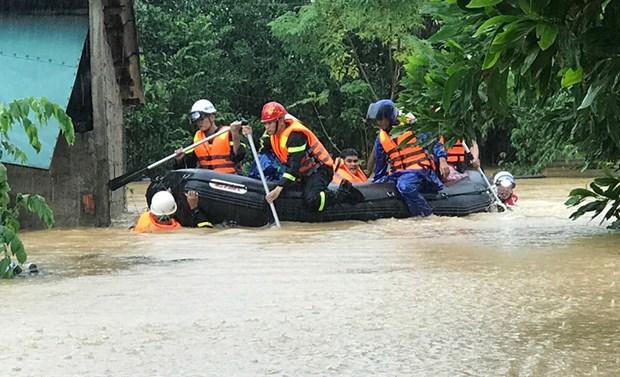La BAD fournit une aide de 2,5 millions de dollars pour aider le Vietnam a repondre aux catastrophes hinh anh 1
