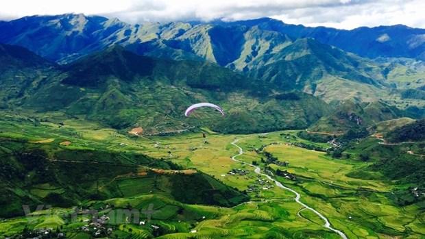 Mu Cang Chai: La beaute pittoresque du Nord-Ouest captive les touristes hinh anh 3