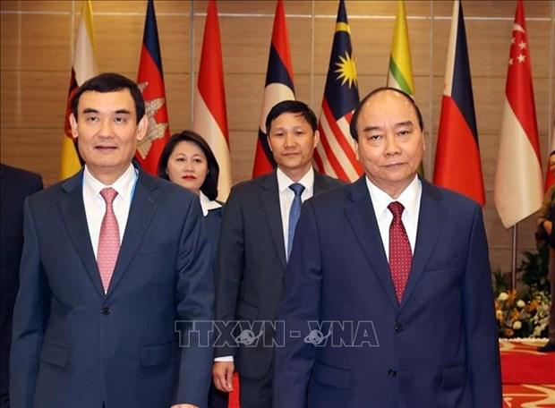 L'ASEAN est determinee a maintenir l'elan de cooperation et d'integration regionales hinh anh 1
