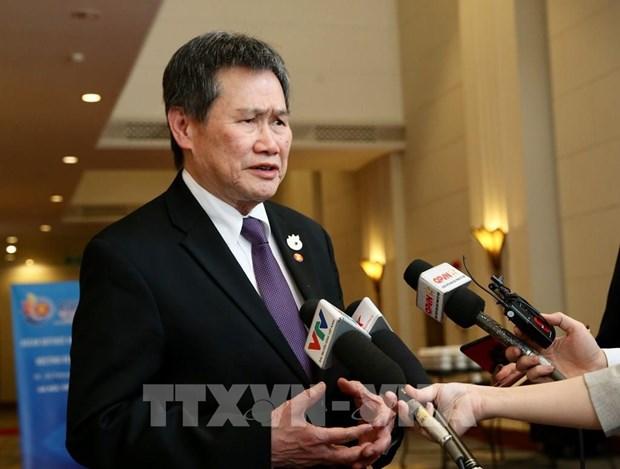 Le secretaire general de l'ASEAN : la signature du RCEP est un