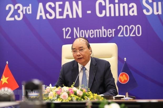 La Malaisie apprecie hautement le role de presidence de l'ASEAN 2020 du Vietnam hinh anh 1