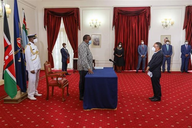 Booster les relations Vietnam-Kenya hinh anh 1