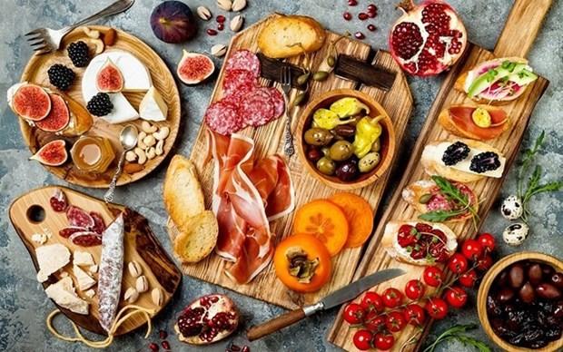Gastronomie italienne presentee a Hanoi hinh anh 1