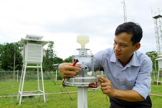 Renforcer la capacite de prevision des phenomenes meteorologiques extremes en Asie du Sud-Est hinh anh 1