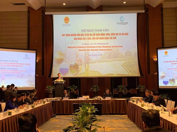 Necessite de 21.000 milliards de dongs pour l'electrification au Vietnam hinh anh 1