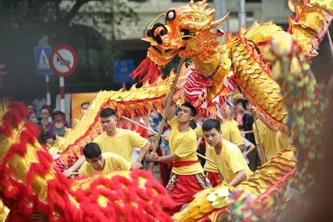 Le dragon vietnamien : mythe, histoire et geographie hinh anh 1