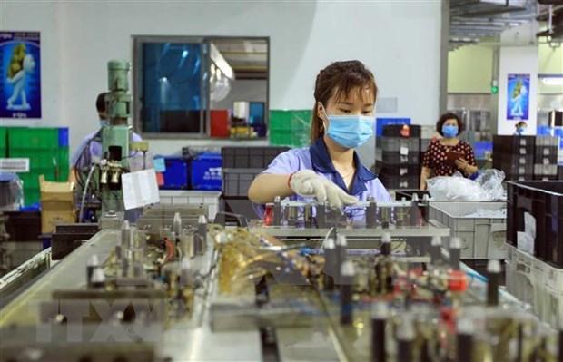 Financial Times : le Vietnam, un point prometteur de la chaine d'approvisionnement mondiale hinh anh 1
